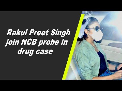 Rakul Preet Singh join NCB probe in drug case