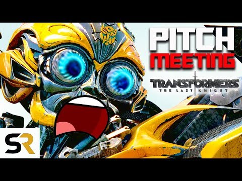Transformers: The Last Knight Pitch Meeting