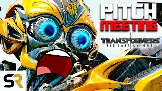 Download Youtube: Transformers: The Last Knight #ScreenRantPitchMeeting