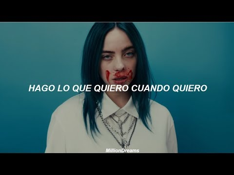 Billie Eilish - Bad Guy (video Oficial + Español)