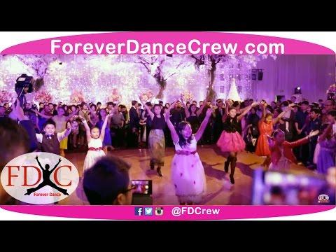 Flashmob Wedding Jakarta Hotel Mulia Jakarta