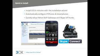 Why Choose 3CX Phone System