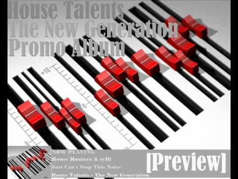 reyes_presser - House Hunters is releasing now a new Musical Album: ''House Talents - The New Generation, Musical Album vol.1''. A new generation of house DJ's and producers...