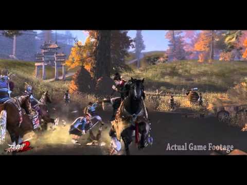 Blade&Sword II Mounted Combat E3 2013