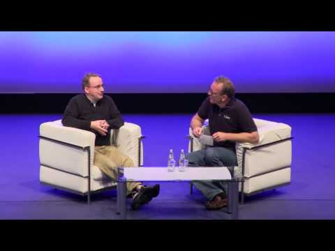Linus Torvalds Says People Must Work More on Technologies and Less on Log-in Screens