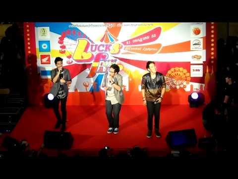 แคน โดม แกงส้ม TS8 คนไหนโสด @Lucks Fun Fair(21.7.55) (видео)