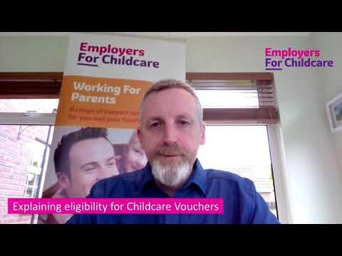 Eligibility for Childcare Vouchers explained