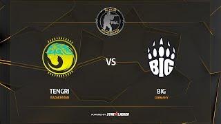 Tengri vs BIG, cobblestone, PGL Major Krakow 2017 Main Qualifier