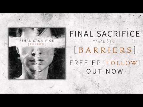 Tekst piosenki Final Sacrifice - Barriers po polsku
