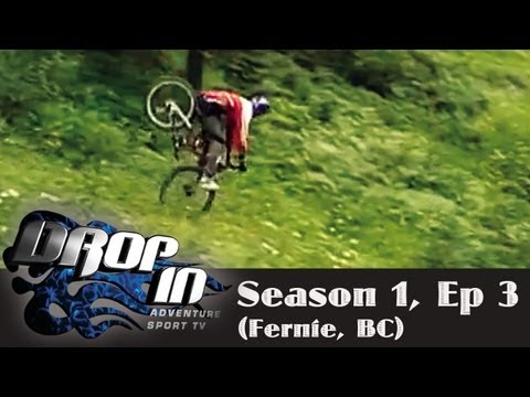 Drop In TV, Season 1 Ep. 3 (the original mountain bike TV series) FULL EPISODE