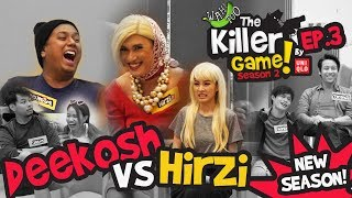 Video The Killer Game by Uniqlo S2E3 - DEEKOSH VS HIRZI MP3, 3GP, MP4, WEBM, AVI, FLV Maret 2019
