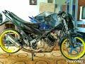 Project bore up satria fu 177 cc