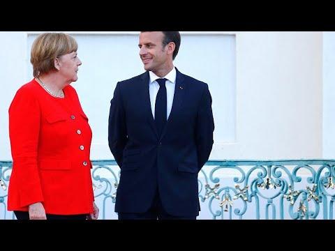 Α. Μέρκελ: Ελπίζω να κάνουμε το τελευταίο βήμα με την Ελλάδα…