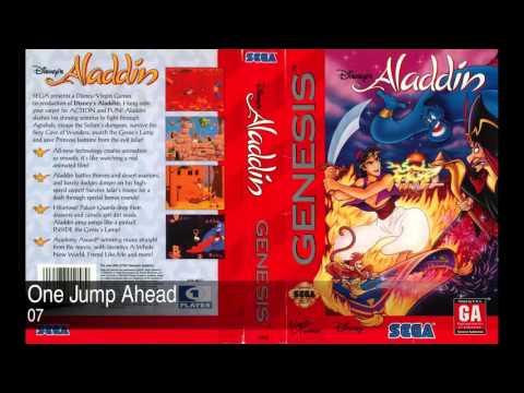 Aladdin Complete Soundtrack OST - Genesis
