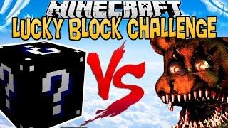 Video BLACK LUCKY BLOCK VS FREDDY !   LUCKY BLOCK CHALLENGE  [FR] MP3, 3GP, MP4, WEBM, AVI, FLV Juni 2017