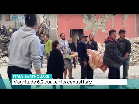 Italy Earthquake: Sabina Castelfranco brings the latest updates