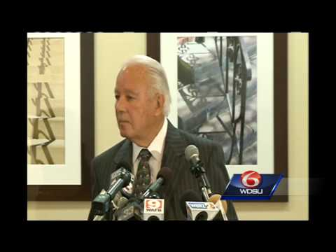 Edwin Edwards answers questions about run for Congress