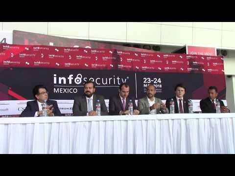 Inauguración Infosecurity México 2018