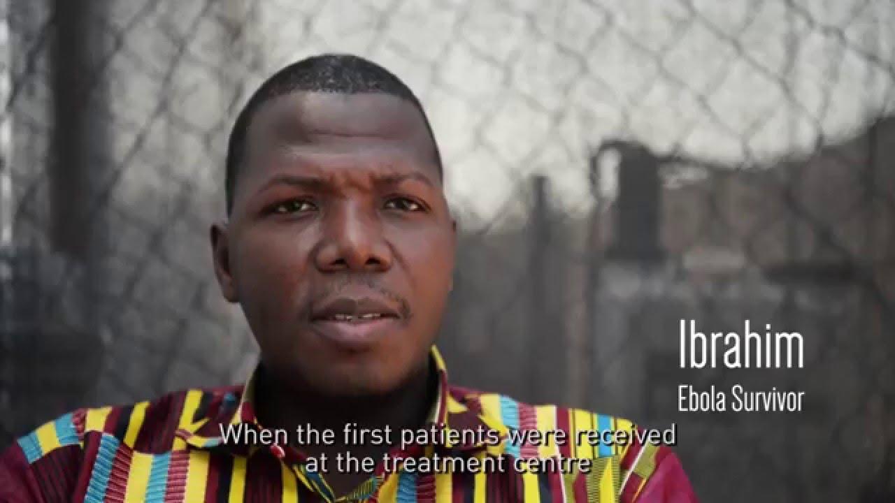 Έμπολα: Δύο επιζώντες αφηγούνται