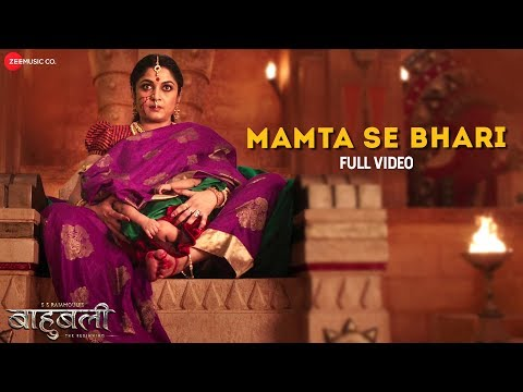 Video Mamta Se Bhari - Full Video | Baahubali - The Beginning | Prabhas & Rana Daggubati | Bombay Jayashri download in MP3, 3GP, MP4, WEBM, AVI, FLV January 2017