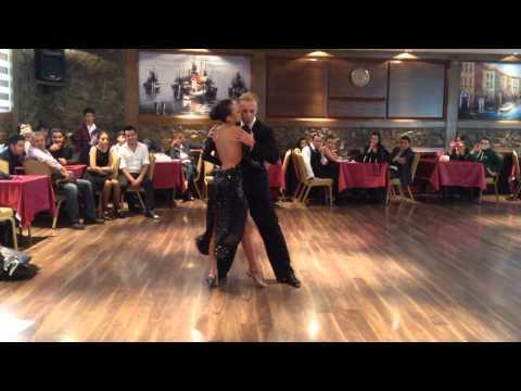 European Championship Argentine Tango 2014 – Escenario – Desyatov Alexander & Makarenko Maria