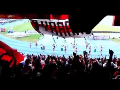 Dale Dale Tiburon Gol de junior FRBS la verdadera hinchada - Frente Rojiblanco Sur - Junior de Barranquilla