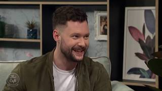 Video Calum Scott tells us about the audition which made Simon Cowell cry and his upcoming album! MP3, 3GP, MP4, WEBM, AVI, FLV Maret 2018