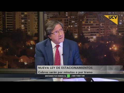 """video En """"UCV-TV Noticias Central"""" revisamos toda la información sobre la nueva ley de estacionamientos"""