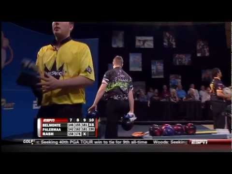 WSOB Scorpion Championship match vs Sean Rash, Osku Palermaa