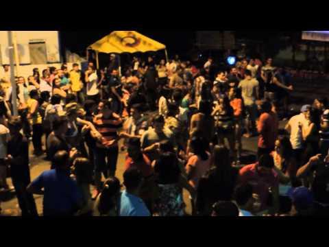 Trio Tamanduá ao vivo em Santa Terezinha – Portal Santa Teresinha