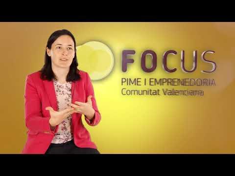 Cristina Gaona, consultora de Internacionalización del IVACE en #FocusPyme Marina Alta