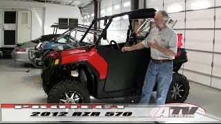 10. ATV Television - Polaris RZR 570 Project Wrap-up Best RZR Ever