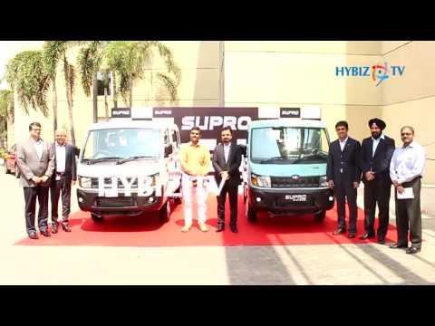 Mahindra Launches Supro Minivan - Supro Minitruck