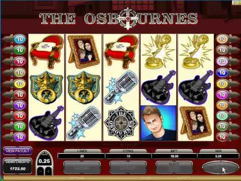The Osbournes Slots