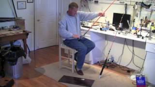 Vertical Jigging Custom Rods