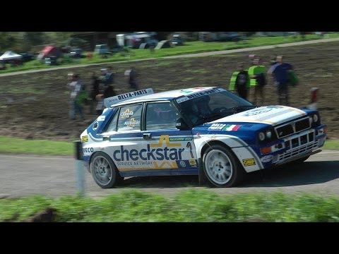 lancia delta hf integrale pure engine sound