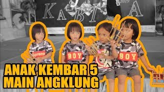 Video AIEUO KEMBAR 5 LATIHAN KUDA LUMPING DAN ANGKLUNG #part1 MP3, 3GP, MP4, WEBM, AVI, FLV April 2019