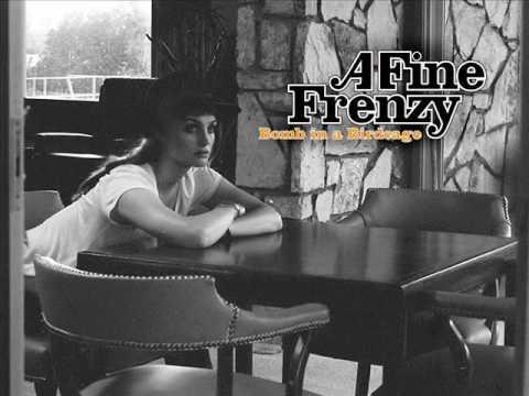 Tekst piosenki A Fine Frenzy - Swan Song po polsku