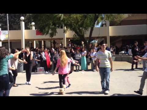 Armenians in Glendale High School !!! (GHS) (видео)