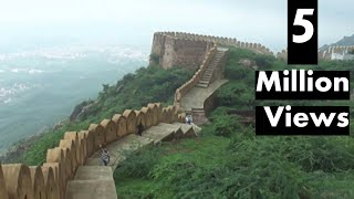 Ajmer India  city images : Taragarh Fort, AJMER- Ajmer Tourism, Rajasthan - India