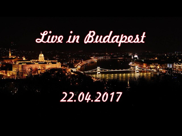 Chris Norman & Band. Symphonic Live in Budapest, 22 Apr 2017. Part 1