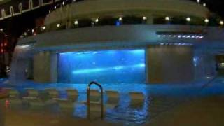 Golden Nugget Las Vegas Swimming Pool The Tank and The Hideout
