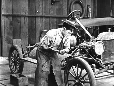 buster keaton - il maniscalco (1922)