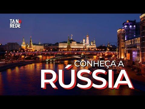 Tá na Rede | Conheça a Rússia: Tá na Rede | Conheça a Rússia