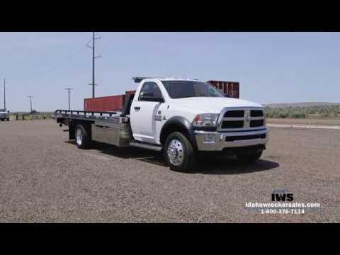 """2018 Dodge Ram 5500 SLT 4wd – 120""""CA"""