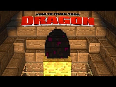 Minecraft – HOW TO TRAIN YOUR DRAGON 2 – [18] 'Final Competition Day!'