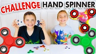 Video CHALLENGE HAND SPINNER - Mère VS Fils MP3, 3GP, MP4, WEBM, AVI, FLV Agustus 2017