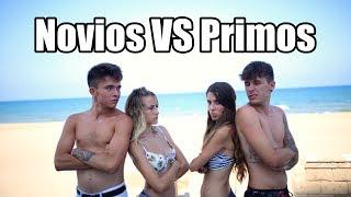 Video NOVIOS VS PRIMOS: CHALLENGES EN LA PLAYA | Hermanos Jaso MP3, 3GP, MP4, WEBM, AVI, FLV Agustus 2018