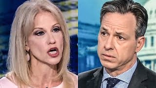 Video Kellyanne Conway Becomes A Trainwreck During Interview With Jake Tapper MP3, 3GP, MP4, WEBM, AVI, FLV Januari 2019