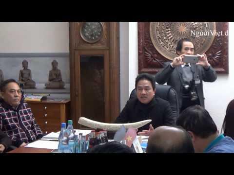 Họp BTC quyên góp ủng hộ miền Trung (05.12.2016) - P1
